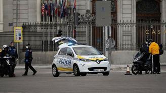 İspanya OHAL'i 26 Nisan'a kadar uzattı