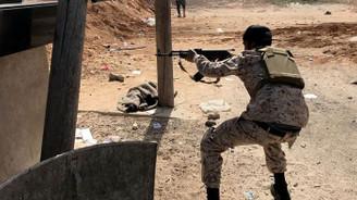 NATO'dan Libya'da çatışmaların sonlandırılması çağrısı