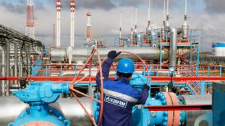 Gazprom'un doğal gaz ihracatı gelirleri arttı