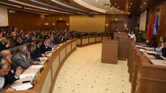 Büyükşehir'de daire başkanlığı sayısı 18'e çıktı