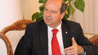 KKTC'de hükümeti kurma görevi UBP Genel Başkanı Tatar'a verildi