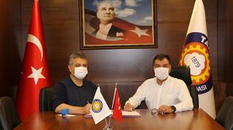 Tarsus TSO'dan üyeleri için maske protokolü