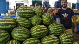 Karpuz ihracatı yüzde 287 arttı