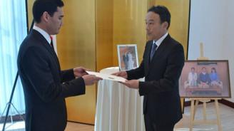 Türkmenistan Cumhurbaşkanı'ndan yeni Japon imparatoruna tebrik mektubu