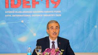 IDEF'e 71 ülkeden 153 heyet katıldı