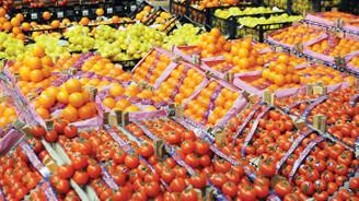 Yaş meyve ve sebze ihracatında bahar bereketi