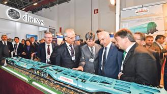 Eurasia Rail Fuarı yoğun ilgi gördü