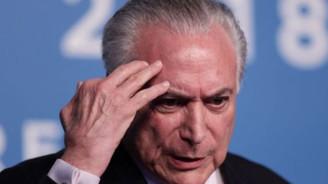 Brezilya Eski Devlet Başkanı hapse dönüyor