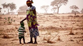 Angola'da 2,3 milyon kişi acil gıda yardımı bekliyor