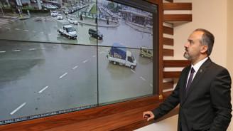 Akıllı kavşaklar istatistiklerde Bursa'yı yukarı taşıdı