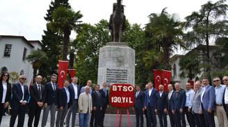 BTSO, kuruluşunun 130'uncu yılını kutladı
