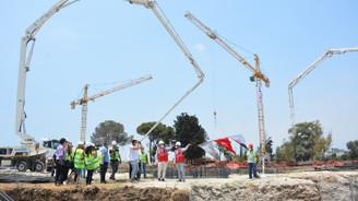 Mersin Akdeniz'de kentsel dönüşüm başladı