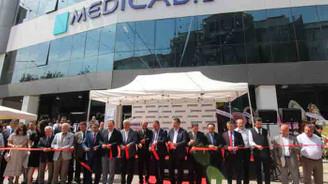 Özel Medicabil Hastanesi yeni hizmet binası açıldı