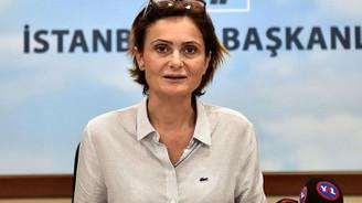 CHP İstanbul İl Başkanı Canan Kaftancıoğlu'na verilen hapis cezası onandı