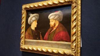 Fatih Sultan Mehmet'in portresini  6,5 milyon liraya İBB satın aldı