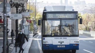 Başkentte YKS için ulaşım ücretsiz olacak