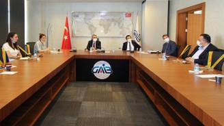 Kazakistan'dan, Gaziantepli sanayicilere yatırım çağrısı