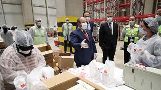 Bakan Varank: 'Hijyen paketleri' 5,5 milyon kişiye ulaştı