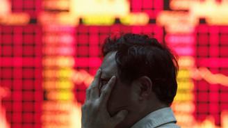 Piyasalarda yeni hafta 'kırmızı ekranlarla' başladı