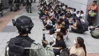 Çin'in Ulusal Güvenlik Kanunu Hong Kong'da yürürlüğe girdi