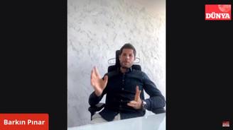 Turkrent CEO'su Barkın Pınar DÜNYA'da Ceyhun Kuburlu'nun konuğu oldu