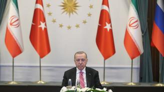 Erdoğan: Suriye'nin güvenlik ve istikrara kavuşması için elimizden geleni yapmayı sürdüreceğiz