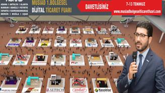 Dijital Ticaret Fuarı'na yoğun ilgi