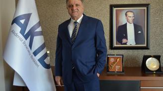 AHBİB'in ilk yarı ihracatı 606 milyon dolar