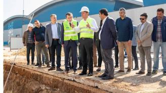Mersin Büyükşehir, altyapı yatırımları için kaynak arayışında
