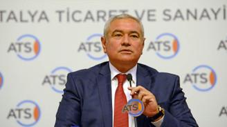 Antalya, İSO 500'de 5 firma ile yer aldı