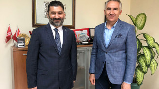 BTÜ Rektörü Prof. Dr. Arif Karademir'den akademisyenlere 'sanayide hayat var' çağrısı