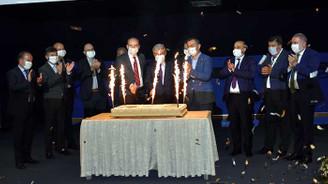 Erciyes Anadolu Holding, ISO 500'de yer alan 6 şirketi ile pasta kesti