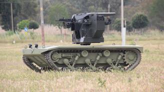 SİHA'dan sonra insansız mini tanklar geliyor