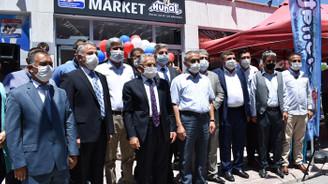 Hunat Süt, Kayseri'de ikinci şubesini açtı