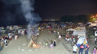 Giresun Belediyesi'nin hafta sonu etkinliklerine yoğun ilgi
