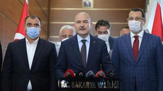 Bakan Soylu: Fabrikanın çalışma izni iptal edilecek