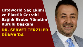 Dünya Talks'un konuğu Dr. Servet Terziler