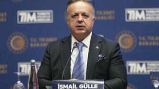 TİM Başkanı Gülle: Ülkemiz ihracatı normalin de üzerinde rakamlara ulaştı