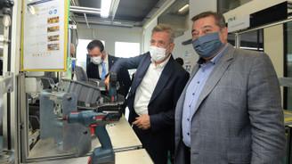 Bursa Model Fabrika ve Bosch dijital dönüşüm için güçlerini birleştiriyor