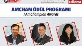 AmCham Ödül Programı