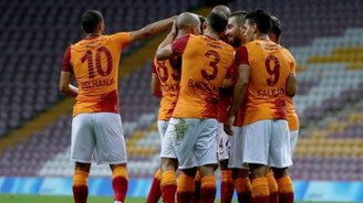 Galatasaray Avrupa'da tur peşinde