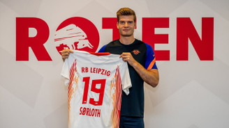 Alexander Sörloth, Süper Lig'e damga vurdu