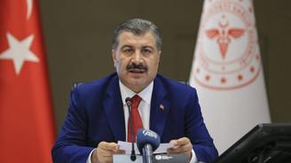 Sağlık Bakanı Koca: Yoğun bakım doluluk oranı yüzde 68