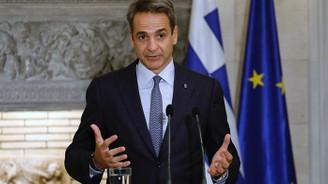Yunanistan Başbakanı Miçotakis: Diplomasiye bir şans verelim
