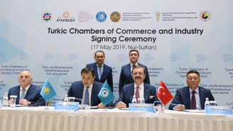 Türk Konseyi'nde ticaret ve sanayi odası atılımı