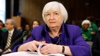 Yellen: Trump'ın yorumları Fed'in icraatlarını değiştirmez