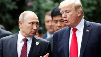 Putin: Trump'la petrolü görüştüm