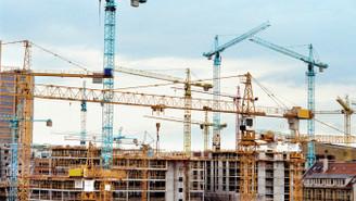 Avrupa'da inşaatlar hızlandı