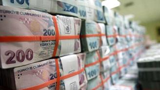 Hazine 2.8 milyar lira borçlandı