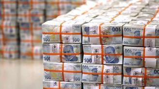 Hazine, 6,72 milyar lira borçlandı